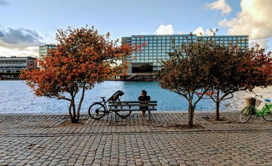River in Copenhagen