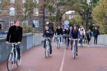 Handshake participants in Copenhagen