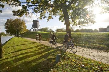Bruges Cycling - Copyright Stad Brugge