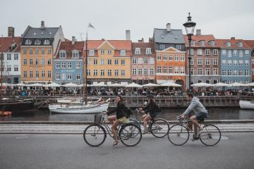 Copenhagen Supercycle Highway Account