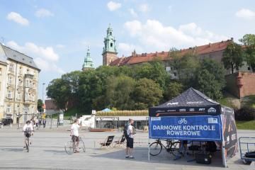 Krakow Bike safety checks