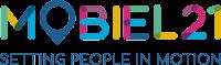 Mobiel 21 logo