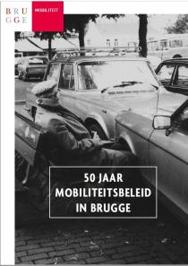 Bruges - 50 Years of Mobility Planning Cover