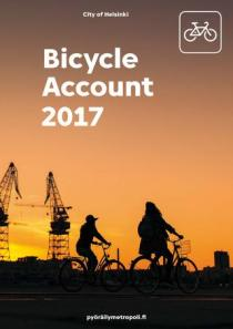 Helsinki Bicycle Account cover