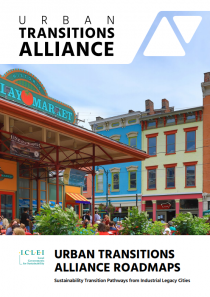 Urban Transitions Alliance report cover
